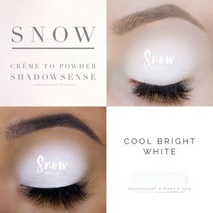 Snow Long-lasting ShadowSense by SeneGence